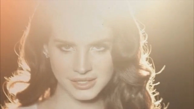La consagración de Lana del Rey como huracán creativo. Videoclip para Summertime Sadness