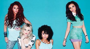 B-welcomed: Little Mix debutan con el sobreproducido Wings.