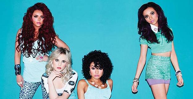 B-welcomed: Little Mix debutan con el sobreproducido Wings.