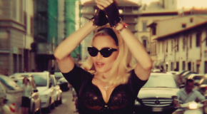 Estreno del videoclip de Turn Up The Radio de Madonna dirigido por Tom Munro