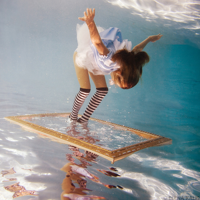 Elena Kalis - Underwater photography - Alice