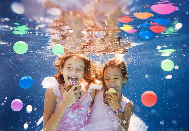 Elena Kalis - Underwater photography
