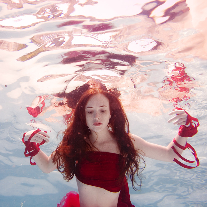 Elena Kalis - Underwater photography