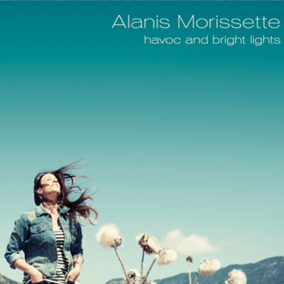 Alanis Morissette – Havoc and Bright Lights (Collective Sounds, 2012)