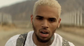 Chris Brown salva al mundo de un ataque extraterrestre en Don't Judge Me