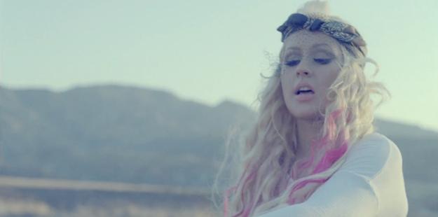 Christina Aguilera muestra su cara más feminista en el videoclip de Your Body