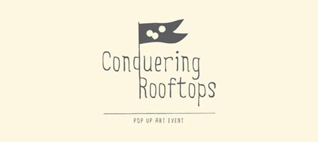 Inauguración de la expo Conquering Rooftops en Qüin Madrid, 14 y 15 de Septiembre