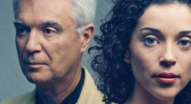 David Byrne y St. Vincent publican álbum conjunto. Bailongo videoclip para Who
