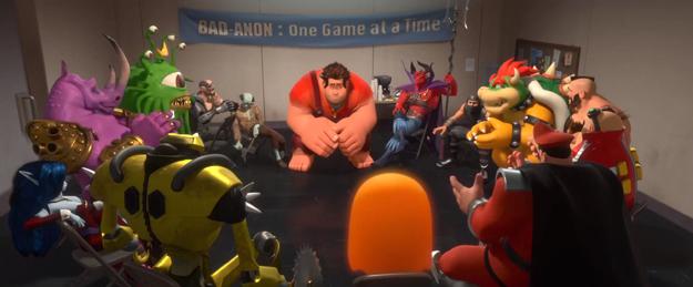 ¡Rompe Ralph!, el último largo de animación de Disney, llegará a los cines para Navidad