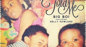 Kelly Rowland sustituye a Little Dragon en Mama Told Me, lo nuevo de Big Boi