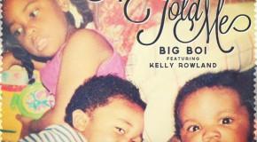 Kelly Rowland sustituye a Little Dragon en Mama Told Me, lo nuevo de Big Boi