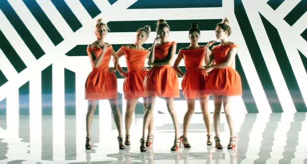 Girls Aloud celebran una década de éxitos con Ten. Escucha Something New