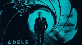 Adele se convierte en la nueva chica Bond. Escucha el épico Skyfall
