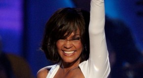 Estreno en primicia de Never Give Up, un tema inédito de Whitney Houston
