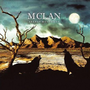 M Clan – Arenas movedizas (Warner Music, 2012)