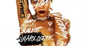 Rihanna – Unapologetic (Island Def Jam, 2012)