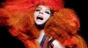 Escucha en streaming el disco de remezclas de Biophilia de Björk + video de Mutual Core