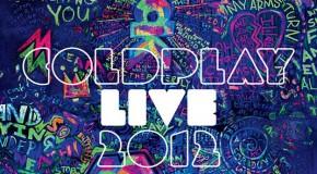 Paradise, canción elegida para presentar el espectacular trabajo en directo de Coldplay