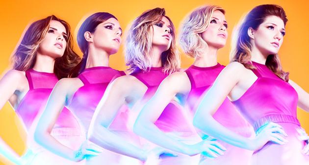 Escucha On the Metro, otro de los temas inéditos de Girls Aloud para el recopilatorio Ten