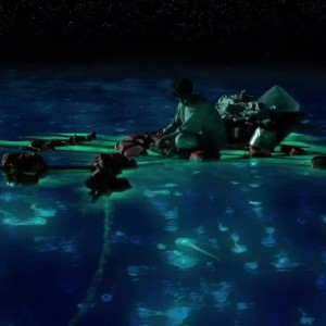 La vida de pi for Life of pi pool scene