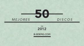 B-THEBEST: LOS 50 MEJORES DISCOS DE 2012