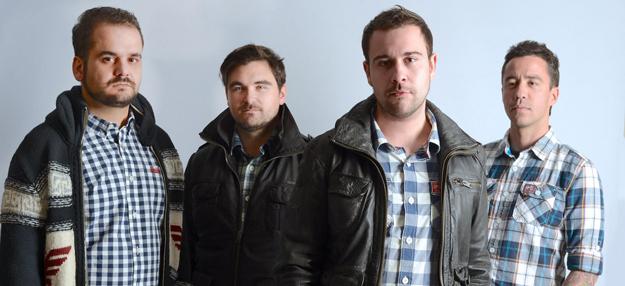 Uno de los temas del momento ya tiene videoclip: Canción de cuna, del grupo Correos.