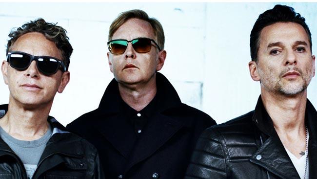 La sensual oscuridad de Soothe My Soul, nuevo video de Depeche Mode