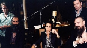 "Nick Cave and The Band Seeds nos desvelan el vídeoclip de ""Jubilee Street"""