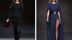 Ana Locking : McGuffin, otoño-invierno 2013/14 (MB Fashion Week Madrid)