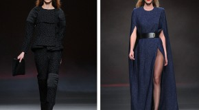 Ana Locking : McGuffin, otoño-invierno 2013/14 (MB Fashion Week Madrid)