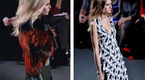 Devota & Lomba: otoño-invierno 2013/2014 (Mercedes-Benz Fashion Week Madrid)
