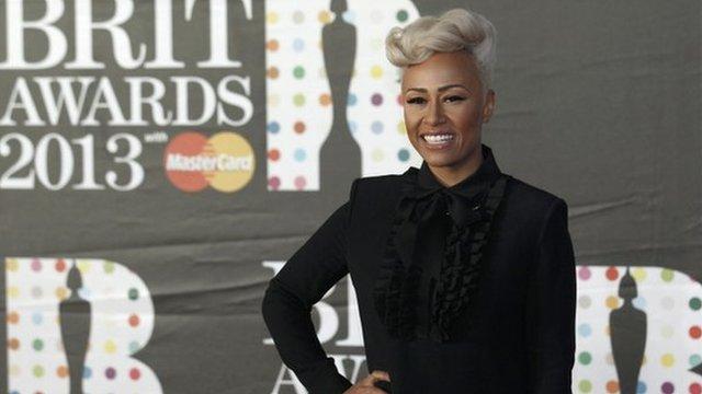 Emeli Sandé y Ben Howard se imponen en los Brit Awards 2013