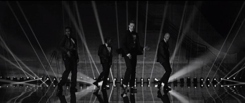 Justin Timberlake explota su imagen de galán en el video de Suit & Tie