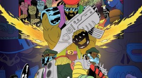 Major Lazer dan a conocer Watch Out For This (Bumaye) tras retrasar su nuevo álbum