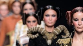 Maya Hansen: Edelweiss otoño-invierno 2013/2014 (MB Fashion Week Madrid)