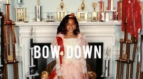 Beyoncé da a conocer nuevo material producido por Hit-Boy, Bow Down / I Been On