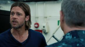 [trailer] Brad Pitt Lucha contra un apocalipsis zombie en World War Z