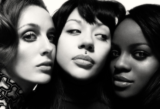 Mutya Keisha Siobhan samplean a Kendrick Lamar en Lay Down in Swimming Pools