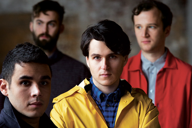 La última cena de Vampire Weekend: video para Diane Young