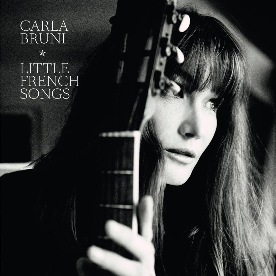 Carla Bruni estrena Mon Raymond, adelanto de su nuevo álbum Little French Songs