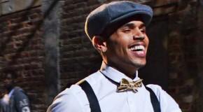 El regreso de Chris Brown con referencias a Michael Jackson. Video de Fine China