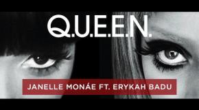 Janelle Monáe y Erykah Badu juntas en Q.U.E.E.N. El reinado de las mujeres en la industria