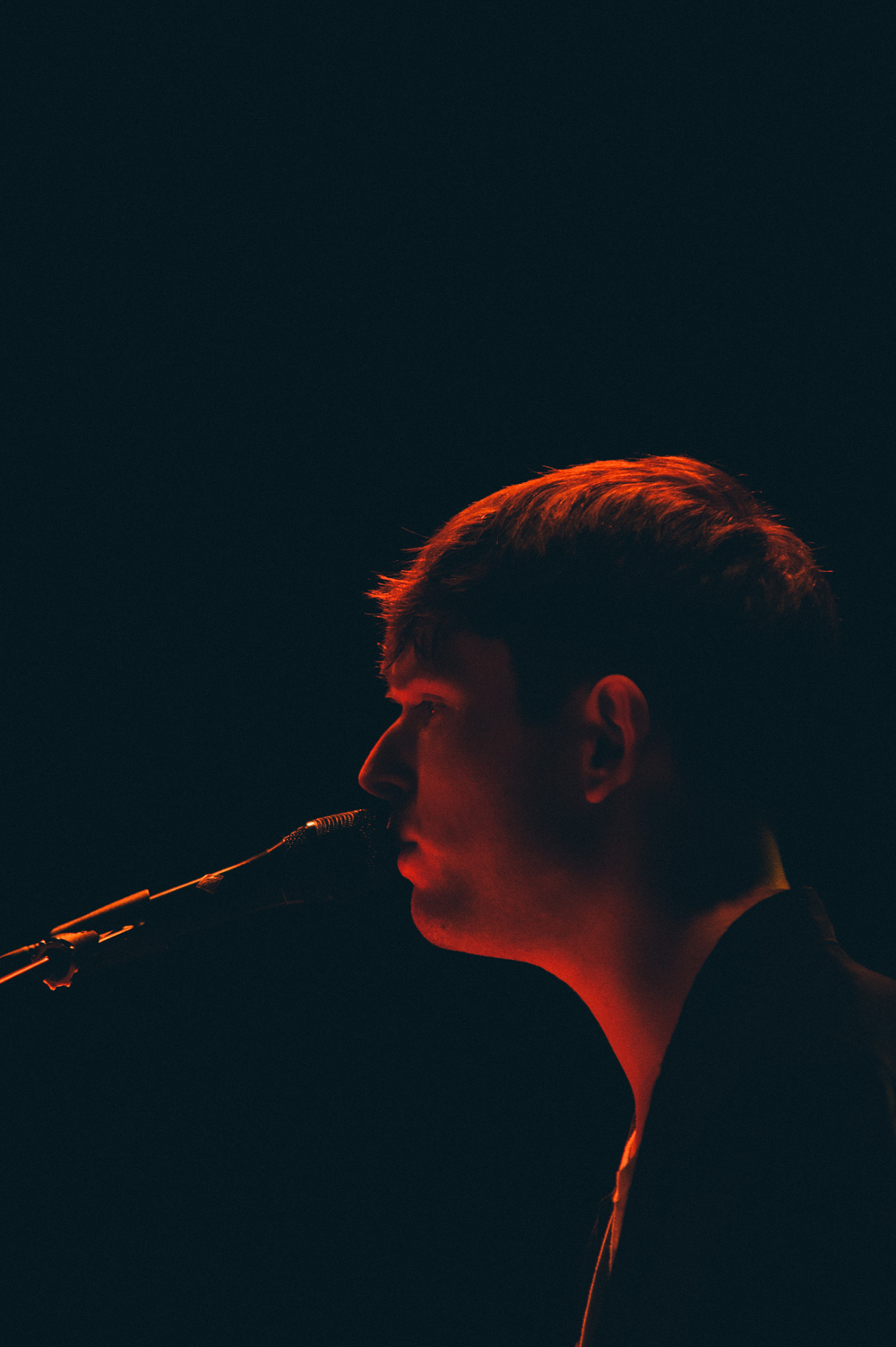 James Blake @ Teatro Kapital | Antonio Tomas Photographer