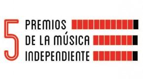 Ganadores de la 5ª edición de los Premios de la Música Independiente