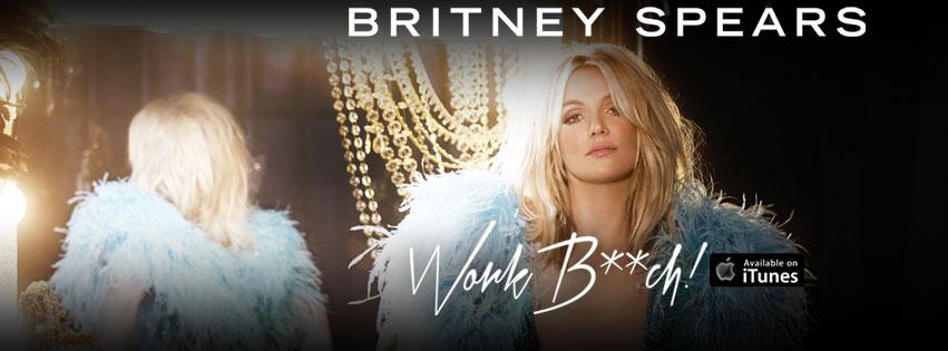 Britney Spears, directa a la pista de baile con Work Bitch!