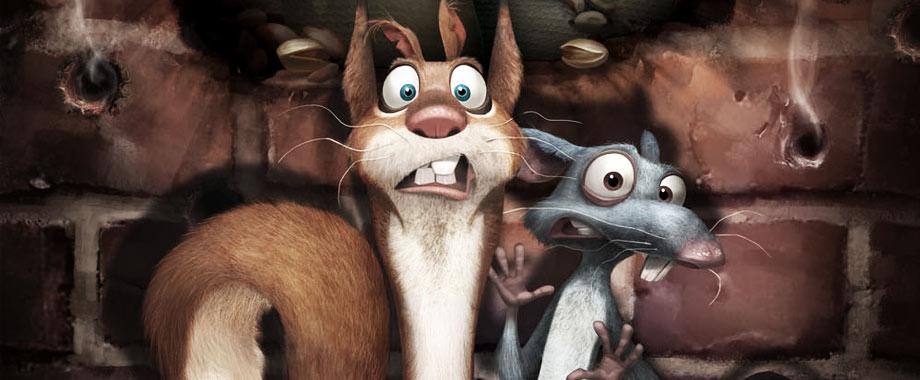 [Trailer] The Nut Job, una nueva apuesta fuerte por la animación