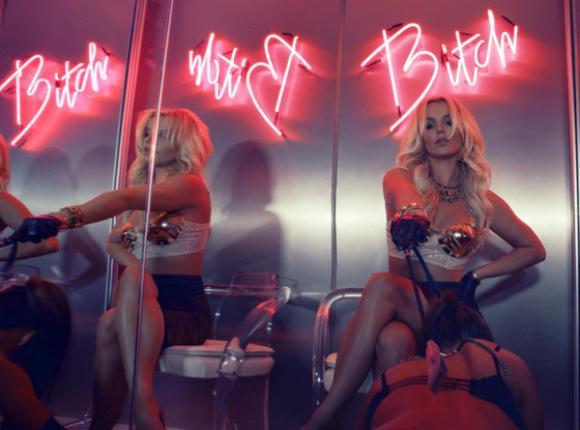 Britney Spears, el icono sexual que un día fue. Video para Work Bitch!