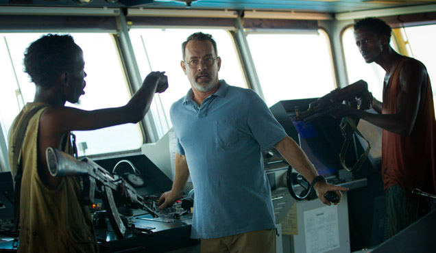 [Trailer] Otra oportunidad de Oscar para Tom Hanks con Capitán Phillips