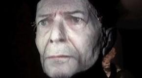 Bowie celebra Halloween con un video casero para Love Is Lost