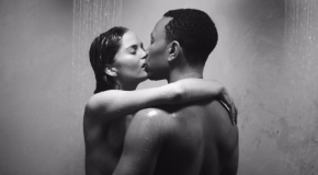 John Legend y Chrissy Teigen se desnudan en All Of Me